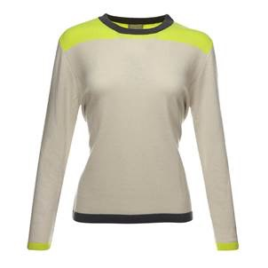 Neon Cashmere Sweater